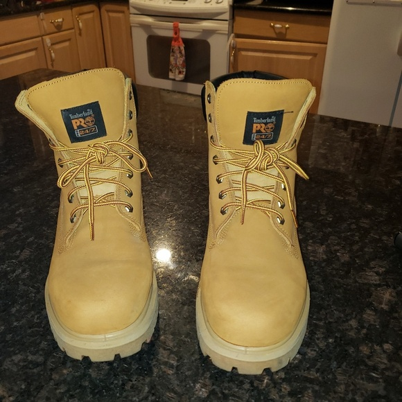 The Timberland PRO® Direct Attach 6